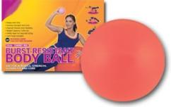 Burst Resistant Body Ball w/ DVD